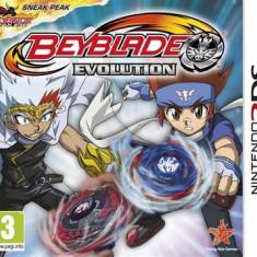 Jocuri Nintendo 3DS - Beyblade Evolution Nintendo 3Ds