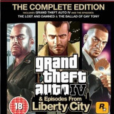 Grand Theft Auto Iv The Complete Edition Ps3