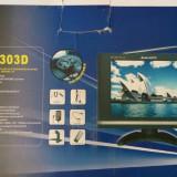Tv lcd dvx303d 10, 4 inchi - Televizor LCD, Sub 19 inchi, USB: 1, DVI: 1