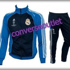 Trening ADIDAS conic Real Madrid pentru COPII 8 - 16 ANI - LIVRARE GRATUITA, Marime: S, XL, XXL, Culoare: Din imagine