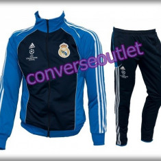 Trening ADIDAS conic Real Madrid pentru COPII 8 - 16 ANI - LIVRARE GRATUITA