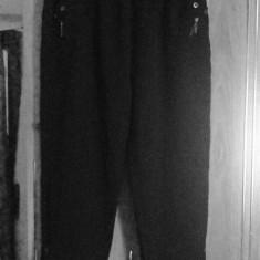 Pantaloni dama - Pantaloni din stofa xxl