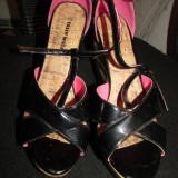 Sandale dama cu talpa oropedica, marimea 39
