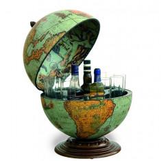 Glob pamantesc de birou cu suport pentru bauturi - Laguna 40 cm