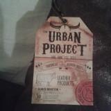 Cizme Urban Project - Cizme dama, Marime: 37, Culoare: Din imagine, Piele naturala
