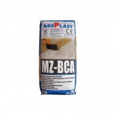 Adeziv ytong + bca pentru interior ?i exterior MZ BCA - 25 kg