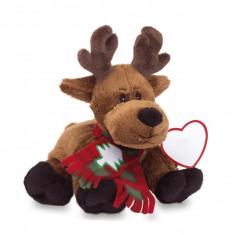 Ursulet de plus - Ren de plus cu fular Rudolph CDT-56-050 2058