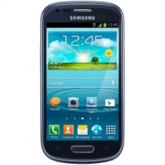 Telefon mobil Samsung Galaxy S3 Mini - Samsung i8200 Galaxy S3 Mini 8GB Blue Value Edition