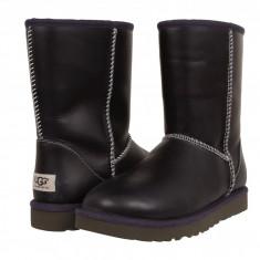 UGG Classic Short Leather | Produs 100% original, import SUA, 10 zile lucratoare - z11409 - Cizme dama