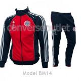 Trening Adidas Bayern Munchen - Bluza si Pantaloni Conici - Pret Special - - Trening barbati, Marime: S, M, L, XL, Culoare: Din imagine