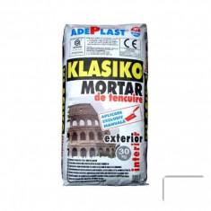 Ciment - Mortar tencuiala clasica Klasiko - 30 kg