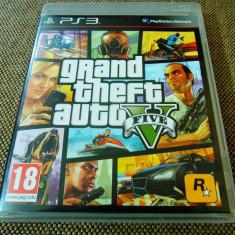 GTA 5 PS3 Rockstar Games - Joc GTA V, Grand Theft Auto 5, PS3, original! Alte sute de jocuri!