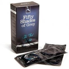Prezervative - 50 de Umbre ale lui Grey Prezervative 12 buc