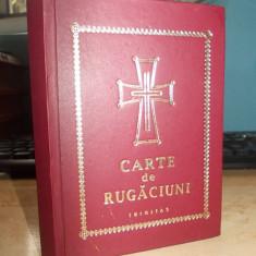 CARTE DE RUGACIUNI * TEOFAN, MITROPOLITUL MOLDOVEI SI BUCOVINEI - IASI - 2008