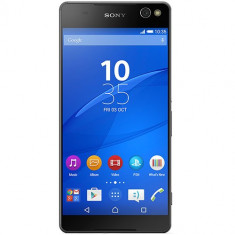 Telefon mobil Sony - Sony Smartphone Sony Xperia c5 ultra 16gb lte 4g negru e5553