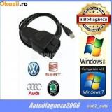 Interfata diagnoza auto tester VAG.COM VCDS 12.12 Audi Seat Skoda VW - WIN 8