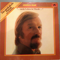 James Last - My Love Is The Music (1976/ Polydor/ RFG ) - Vinil/Vinyl/Impecabil - Muzica Dance universal records