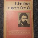 [Educativ] Aura Bedeleanu - Limba romana - Manual pt. clasa a V-a - 1967 - Manual Clasa a V-a, Romana