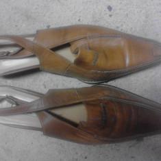 Pantofi dama GABOR LADY din piele - marimea 40 -, Piele naturala