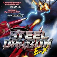 (RAR) Steel Dragon EX - Joc ORIGINAL - PS2 - Jocuri PS2 Altele, Actiune, 3+, Multiplayer
