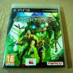 Joc Enslaved Odyssey to the West, PS3, original, alte sute de jocuri! - Jocuri PS3 Namco Bandai Games, Actiune, 16+, Single player