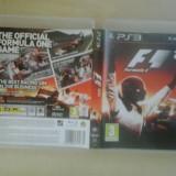 Formula 1 - F1 - 2011 - Joc PS3 - Playstation 3 ( GameLand ) - Jocuri PS3, Curse auto-moto, 3+, Multiplayer