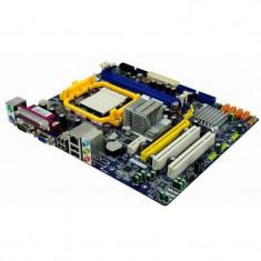 OFERTA ! Placa de Baza Asus FOXCONN A76ML-K, AM2 / AM2+, 2xDDR2, Tablita, GARANTIE !, Pentru AMD, MicroATX