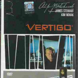FILM James Stewart, Kim Novak - VERTIGO (DVD) - Film Colectie, DVD, Romana