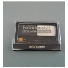 Tus ochi - Tus de ochi cu gel si highlighter Miss sporty fabulous gel eyeliner highlighter