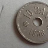 Monede Romania - 10 BANI 1906 J/11 FRUMOS