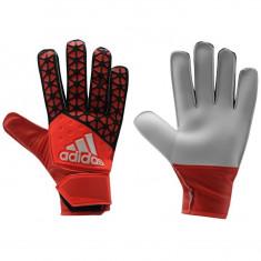 Echipament portar fotbal Adidas, Copii - Manusi Portar Adidas Ace Junior - Originale - Anglia - Marimile 5, 6, 7