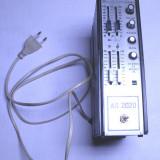 Amplificator statie electronica de colectie; e AS 2020 nu 2010; este functional - Amplificator audio