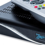 Dreambox DM800 HD PVR original cu tuner combo C/T/S2