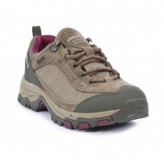 Pantofi de tura pentru dame Trespass Scree Brindle (FAFOTEK30003) - Adidasi dama Trespass, Marime: 39, 40, 41, Culoare: Bej