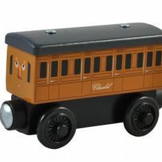 Wooden trenulet jucarie Thomas - CLARABEL vagon lemn cu magnet - 100% original - Trenulet de jucarie Thomas Wooden, Unisex