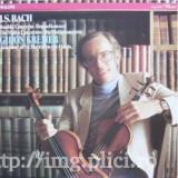 BACH - Die Violinkonzerte (vinil)