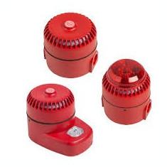 SIRENA ADRESABILA CU FLASH INTERIOR / EXTERIOR SIRAY - Sisteme de alarma