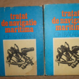 Carte tehnica - Tratat de navigatie maritima 2 vol/an 1981/894pag- Gh.Balaban