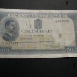 500 lei 1936 Y/1