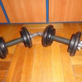 Gantere Cromate 16 kg/set