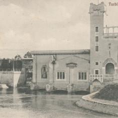 TIMISOARA TURBINELE ELECTRICE CIRCULATA FEB. ''926 - Carte Postala Banat dupa 1918, Printata