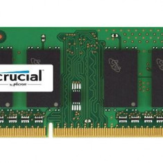 DDR4 SODIMM Crucial 8GB 2133MHz PC4-17000 CL15 1.2V - Memorie RAM laptop