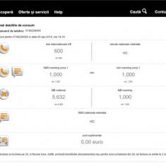 Abonament Orange Me 42 - 33 Euro/luna, 2 luni gratis