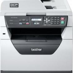 Multifunctionala Laser Brother DCP-8070D, Monocrom. Imprimanta, Copiator, Fax, Scaner, Duplex, 1200 x 1200, USB, Cartus si Unitate Drum NOI!