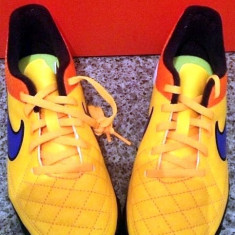 Ghete Nike Tiempo Rio TF sintetic 42.5, 46EU produs original-IN STOC - Ghete fotbal Nike, Culoare: Din imagine, Barbati, Teren sintetic: 1