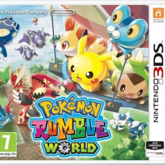 Pokemon Rumble World Nintendo 3Ds - Jocuri Nintendo 3DS