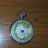 Ceas de buzunar - CEAS MECANIC DE BUZUNAR, NU FUNCTIONEAZA .