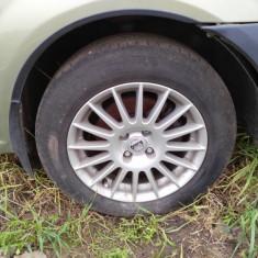 Janta aliaj Dacia, Diametru: 15, 6, 5, Numar prezoane: 4, PCD: 100 - SET JANTE ALIAJ DACIA LOGAN