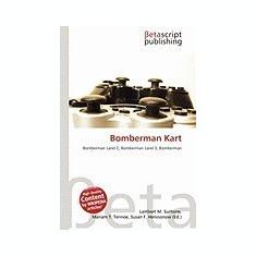 Bomberman Kart - Carte Literatura Engleza