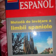 Metoda de invatare a limbii spaniole an 2002/288pag- Jean Chapron - Curs Limba Spaniola Altele